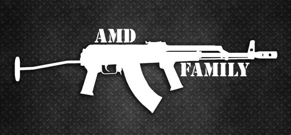AMD Family для Fallout: New Vegas