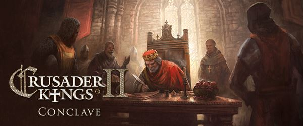Патч для Crusader Kings II: Conclave v 1.0