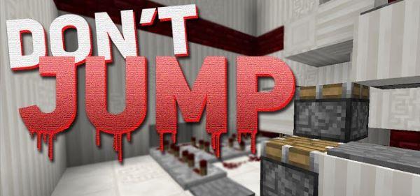 Don't Jump для Майнкрафт 1.10.2