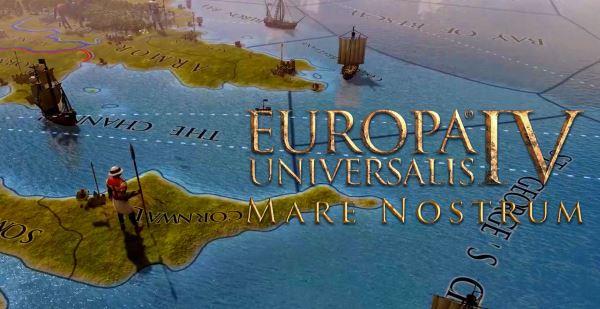 NoDVD для Europa Universalis IV: Mare Nostrum v 1.0