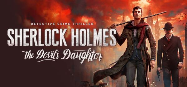 NoDVD для Sherlock Holmes: The Devil's Daughter v 1.0