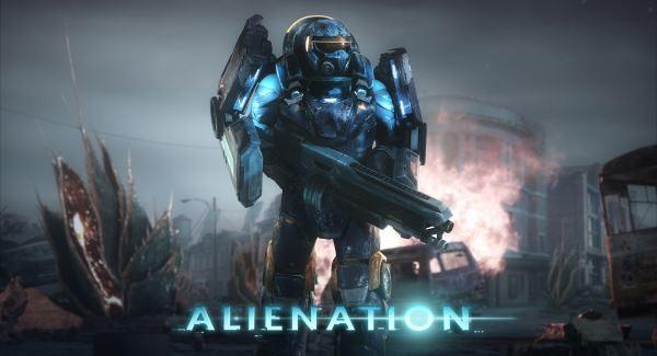 Кряк для Alienation v 1.0