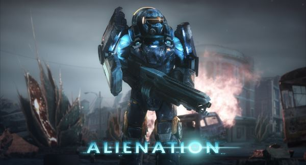 Сохранение для Alienation (100%)