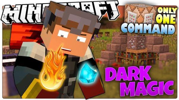 Dark Magic для Майнкрафт 1.10.2