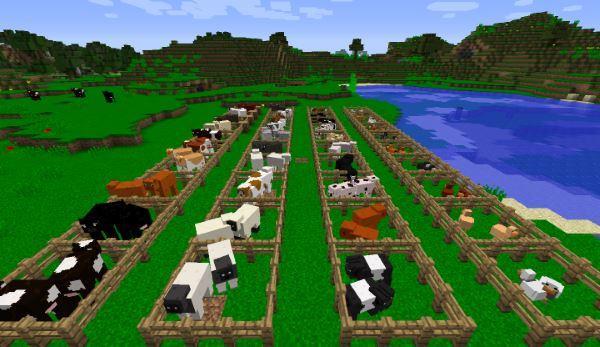 Better Agriculture для Майнкрафт 1.10.2