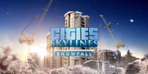 NoDVD для Cities: Skylines - Snowfall v 1.5.0