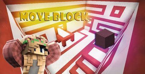MoveBlock для Майнкрафт 1.10.2