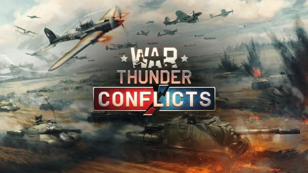NoDVD для War Thunder: Conflicts v 1.0