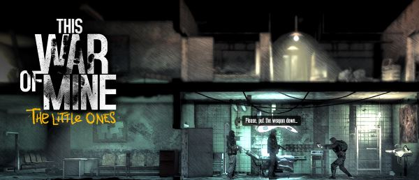 NoDVD для This War of Mine: The Little Ones v 1.0