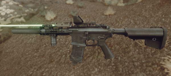 Штурмовая винтовка: Noveske для Fallout: New Vegas