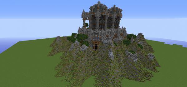 Ardler Palace для Майнкрафт 1.10.2
