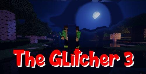The Glitcher 3 для Майнкрафт 1.10.2