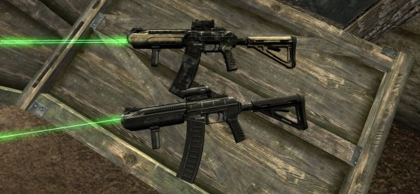 Тактический AS VAL для Fallout: New Vegas