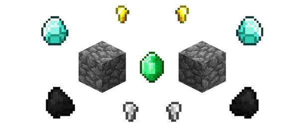 CobbleDrops для Майнкрафт 1.10.2