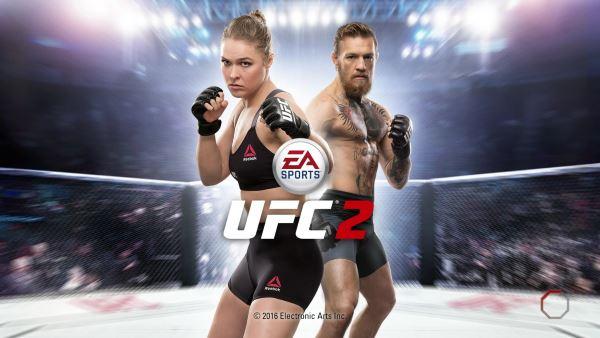 NoDVD для EA Sports UFC 2 v 1.0