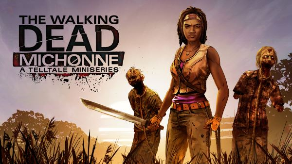 Патч для The Walking Dead: Michonne - A Telltale Games Mini-Series v 1.0
