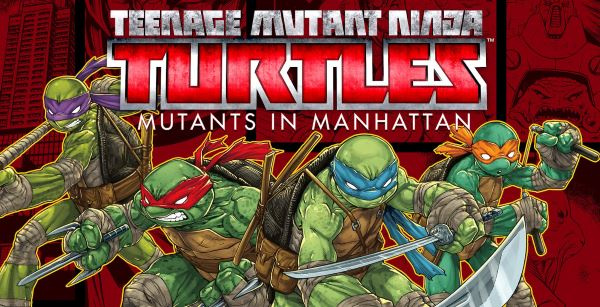 Кряк для Teenage Mutant Ninja Turtles: Mutants in Manhattan v 1.0