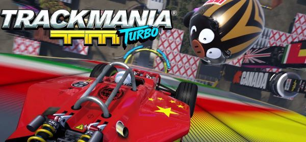 Сохранение для Trackmania Turbo (100%)