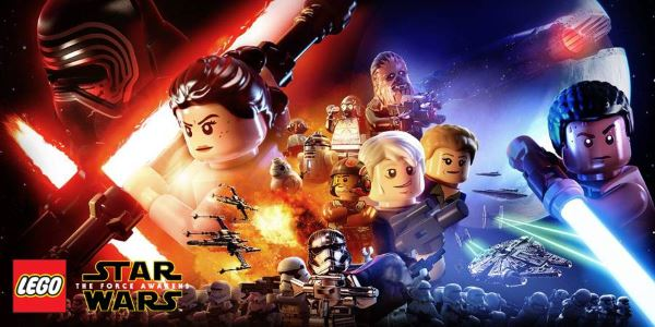 Сохранение для LEGO Star Wars: The Force Awakens