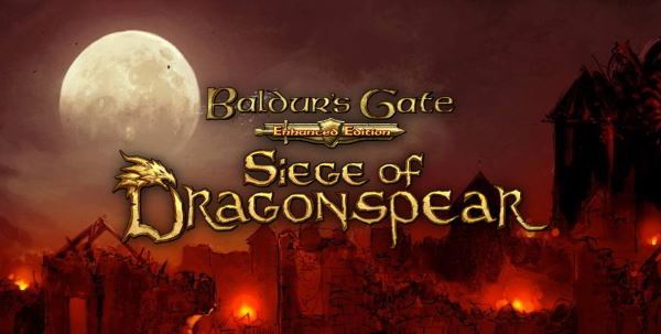 Сохранение для Baldur's Gate: Siege of Dragonspear (100%)