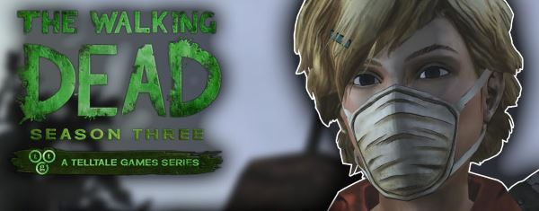 Трейнер для The Walking Dead: Season 3 v 1.0 (+12)