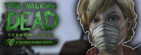 Русификатор для The Walking Dead: Season 3