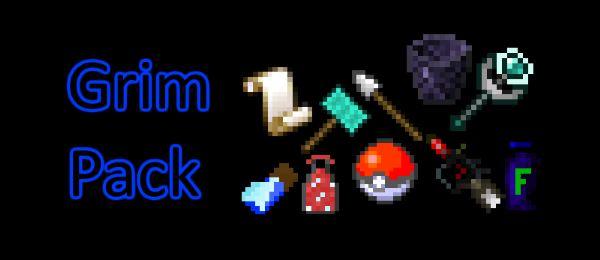 Grim Pack для Майнкрафт 1.10.2