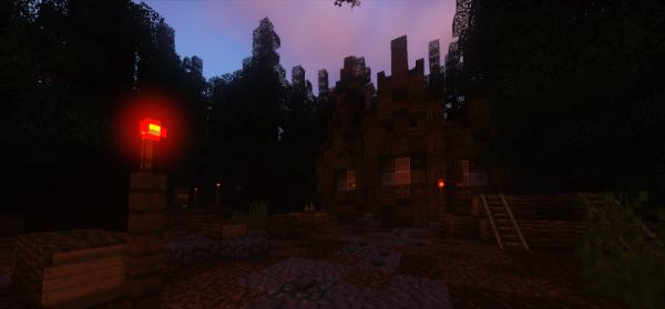 Witch Hunter для Майнкрафт 1.10.2