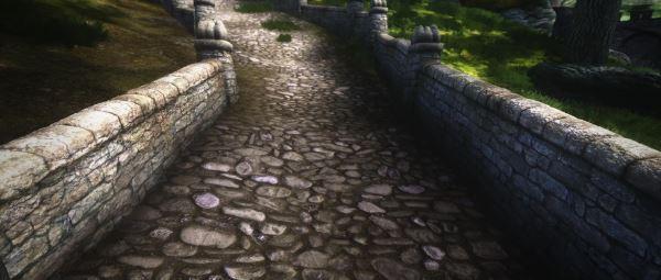 Ретекстур ландшафта - Landscape Retexture для TES IV: Oblivion