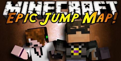 Jump Around для Майнкрафт 1.9.4
