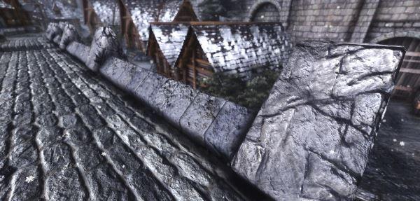 Ретекстур Брумы - Bruma Retexture для TES IV: Oblivion