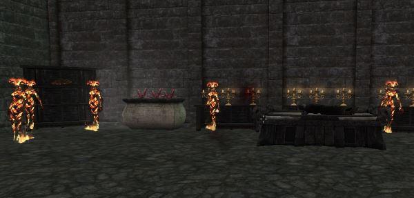 Меч чернокнижника для TES V: Skyrim