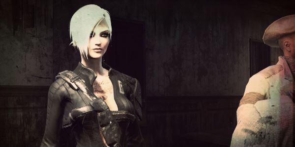 Элис Квин пресет - Alice Quin preset для Fallout 4