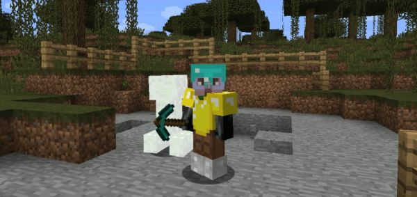 Lootable Bodies для Майнкрафт 1.10.2