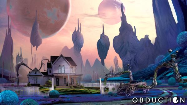 Кряк для Obduction v 1.0