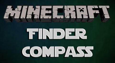 Finder Compass для Майнкрафт 1.10.2