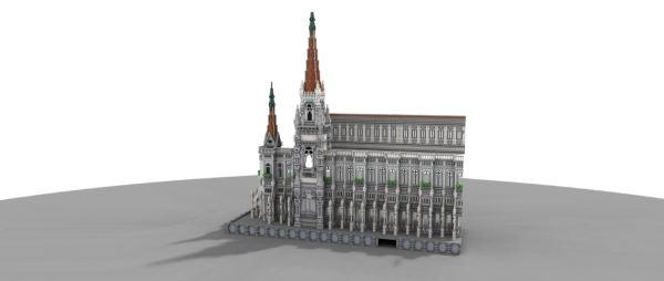 Palace для Майнкрафт 1.10.2