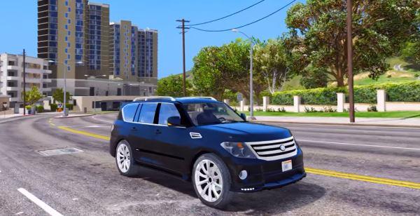 Nissan Patrol Impul 2014 для GTA 5