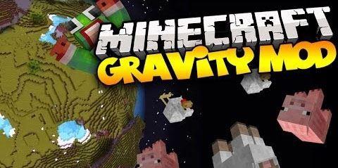 Gravity для Майнкрафт 1.10.2