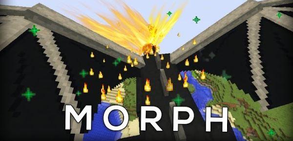 Ender Dragon Morph для Майнкрафт 1.10.2