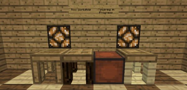 Tinkers' Construct для Майнкрафт 1.10.2