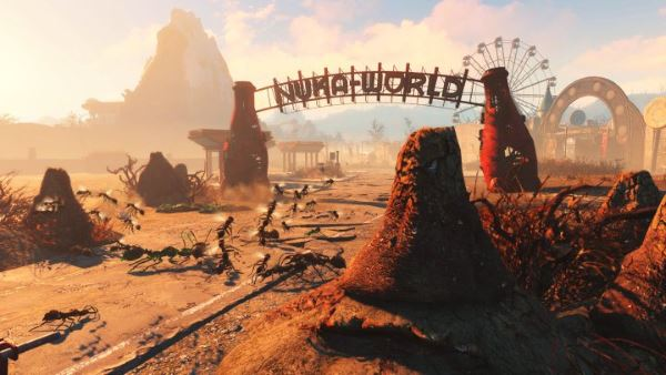 Трейнер для Fallout 4: Nuka World DLC v 1.0 (+12)