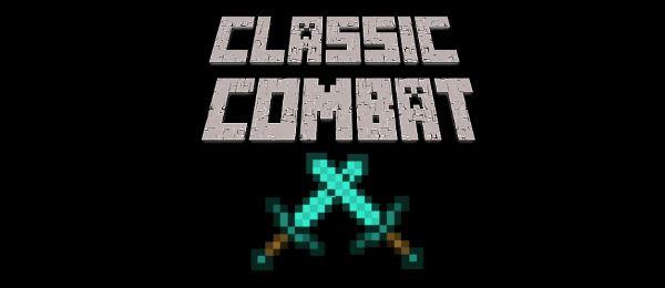 Classic Combat для Майнкрафт 1.10.2