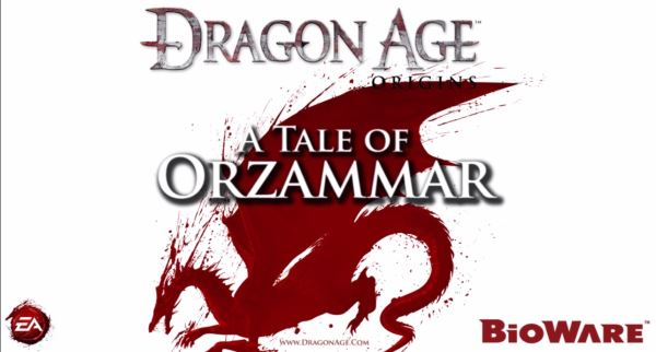 Сказ об Орзаммаре для Dragon Age: Origins