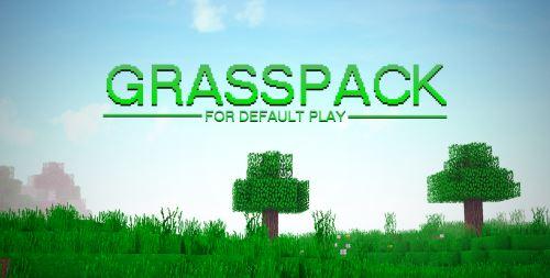 GrassPack для Майнкрафт 1.10.2