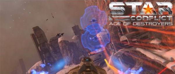 Star Conflict: Age of Destroyers [1.3.11.91577] (2013) PC | Online-only