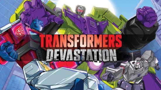 Transformers: Devastation (2015) PC | RePack от xatab