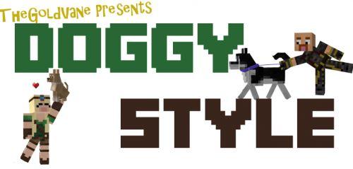 DoggyStyle для Майнкрафт 1.8.9