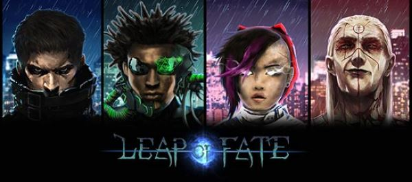 Leap of Fate [v.1.?] (2015) PC | Steam-Rip от Let'sPlay