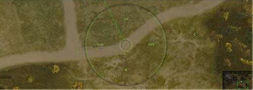 Новые прицелы CircleCross для World of Tanks 0.9.16